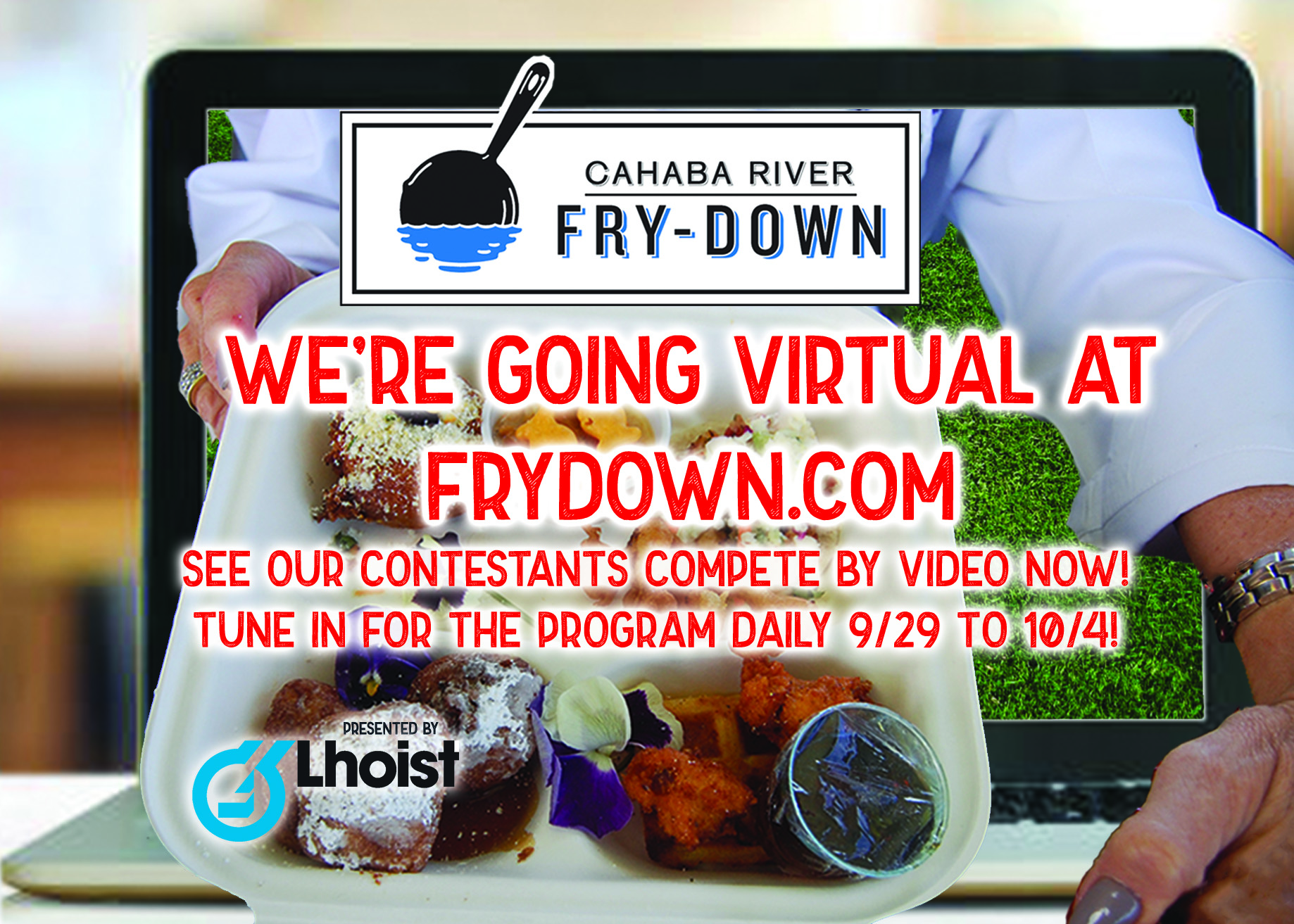 Fry-Down 2020 is going virtual!
